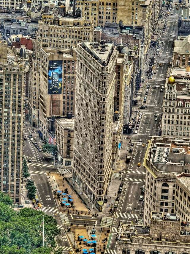 Test HDR New york! (+ajouts) MAJ Flatir11