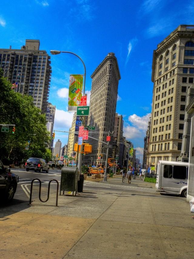 Test HDR New york! (+ajouts) MAJ Flatir12