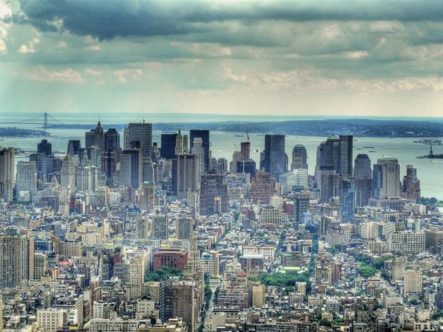 Test HDR New york! (+ajouts) MAJ Nyc_1610