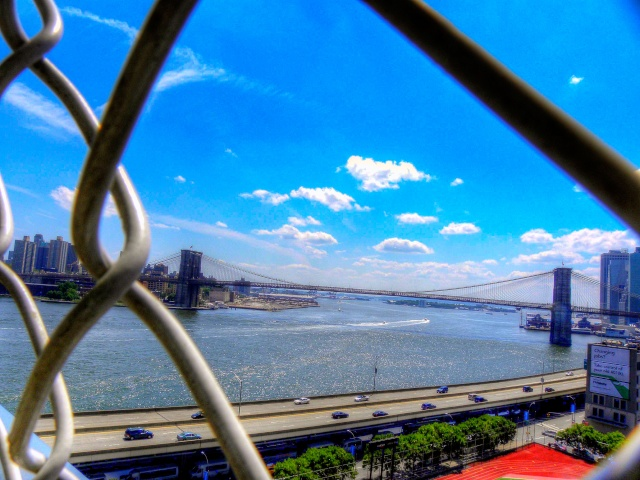 Test HDR New york! (+ajouts) MAJ Pont_410