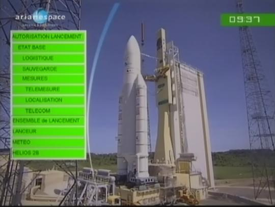 Ariane 5GS V193 / Hélios 2B (18/12/2009) - Page 6 Firefo12