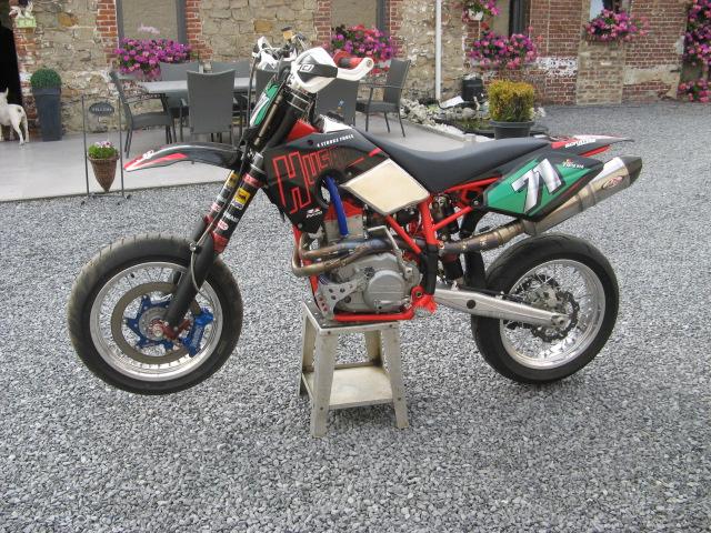 kit deco perso Moto6510