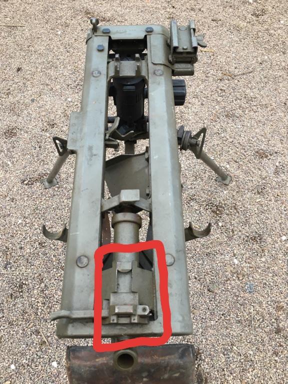 affut lourd pour MG 42 daté 1940/42 20200110