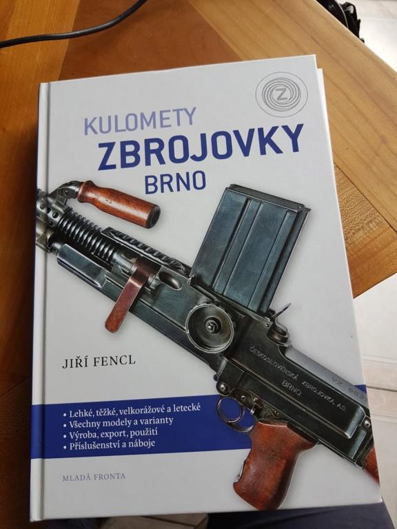 Livre sur les fusils mitrailleurs tchèques 20200423