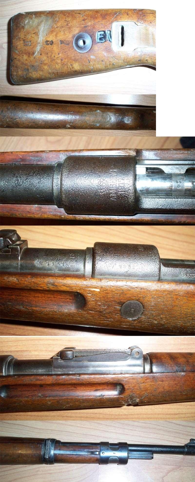 G98 amberg 1917 ex EWB 21110
