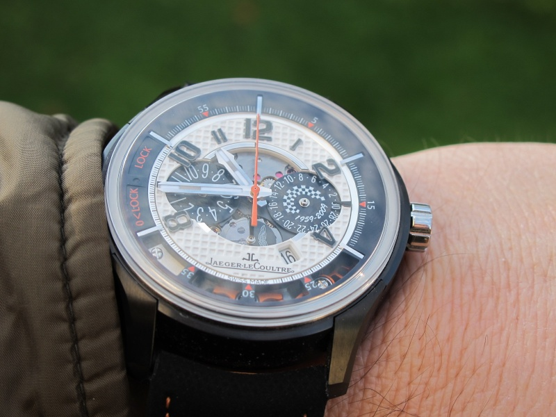 SIHH 2010, Jaeger LeCoultre Master Chrono Img_0012