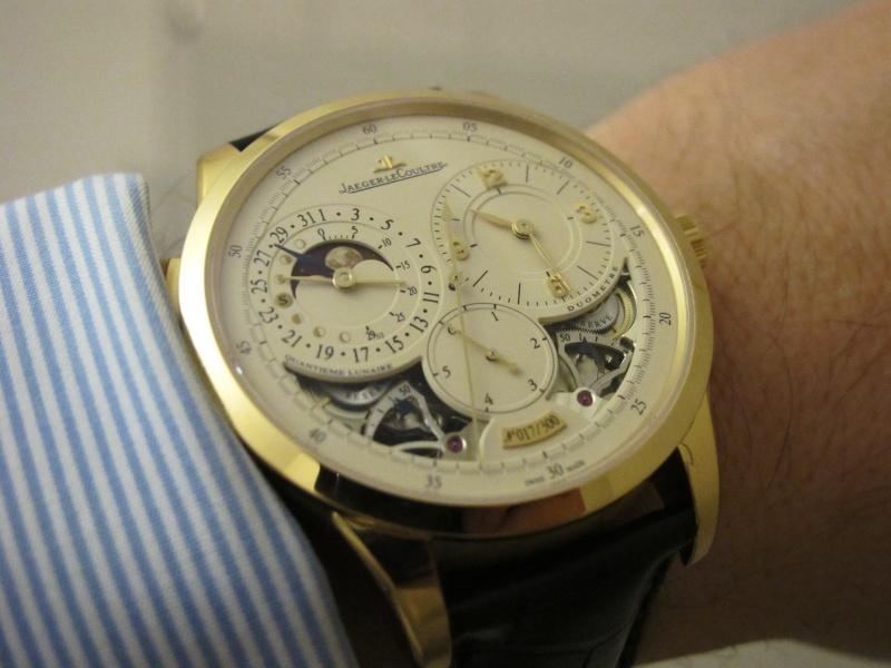 Jaeger LeCoultre Duomètre à quatième Lunaire Prix du public de montres passion Img_0016