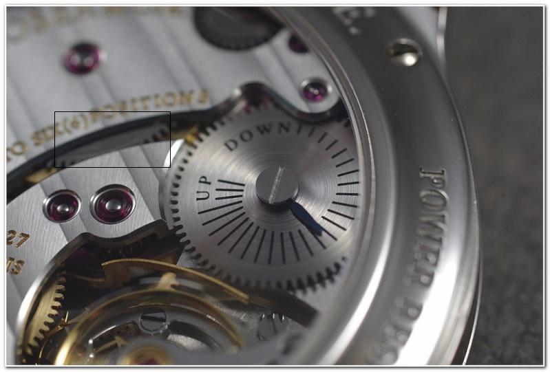 Le ticket d'entrée dans l'univers de la haute horlogerie - Page 2 Moser10