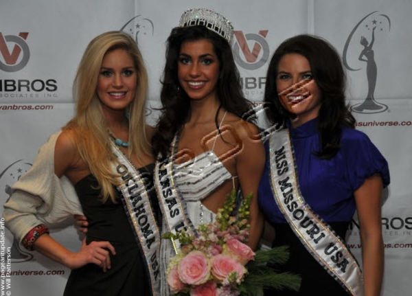 Miss Kansas USA 2010 - Bethany Gerber 16468210