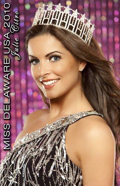 Miss Delaware USA 2010 - Julie Citro 18835110