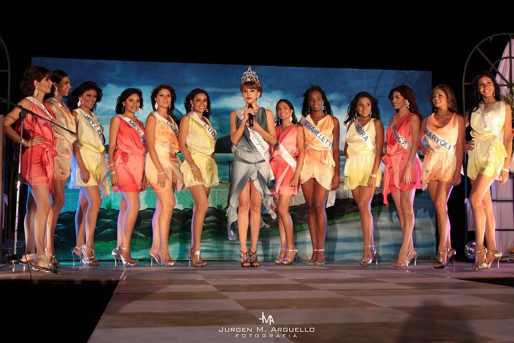 Miss Nicaragua 2010 - Scharlette Allen Moses won!!! 42789710