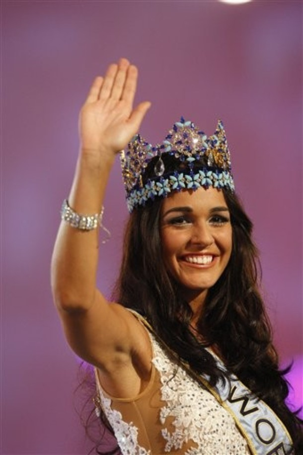 Aldorino - Kaiane Aldorino - Miss World 2009- Official Thread (Gibraltar) 610x0810
