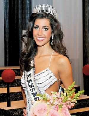 Miss Kansas USA 2010 - Bethany Gerber Doc4b310