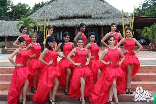 Miss Nicaragua 2010 - Scharlette Allen Moses won!!! Interm10