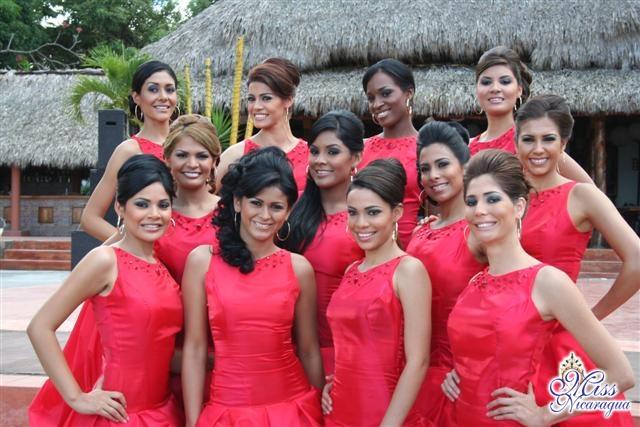 Miss Nicaragua 2010 - Scharlette Allen Moses won!!! Interm11