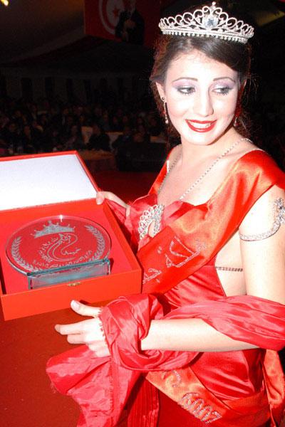 Miss Tunisia 2009 - Donia Rekik Misstu10