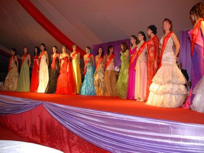 Miss Tunisia 2009 - Donia Rekik Misstu11