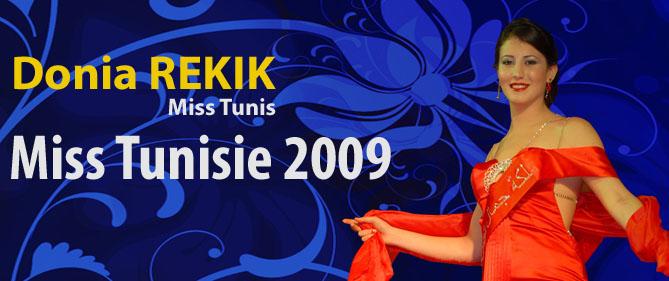 Miss Tunisia 2009 - Donia Rekik Slides11
