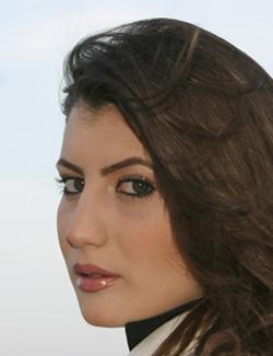 Miss Tunisia 2009 - Donia Rekik Tunis10