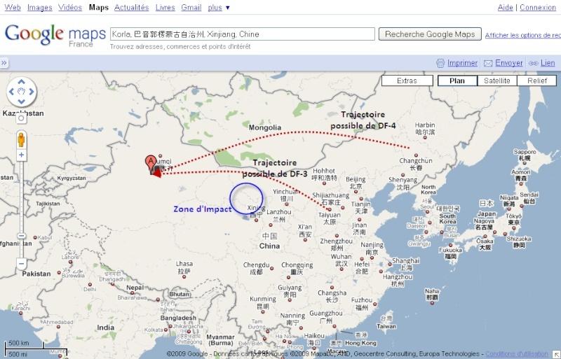 Nouveau test chinois sur l'interception de missile balistique [11 Janvier 2010] 13-01-10