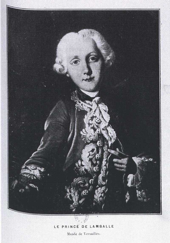 Lamballe - La Princesse Marie Louise Thérèse de Lamballe - Page 31 00112