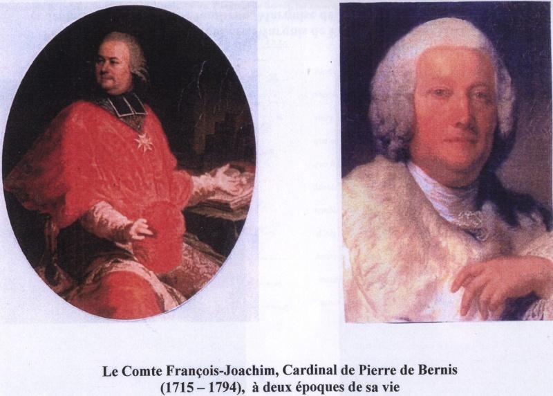 François Joachim de Pierre de Bernis, cardinal de Bernis 00236