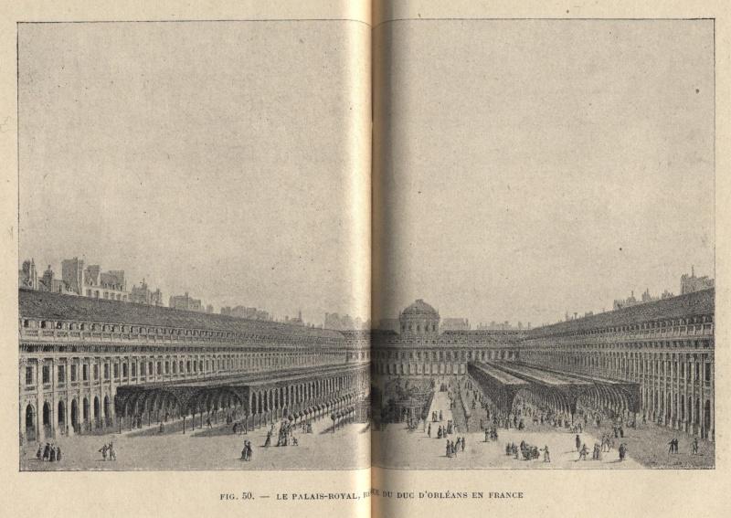 Le Palais Royal - Images et historique 00513