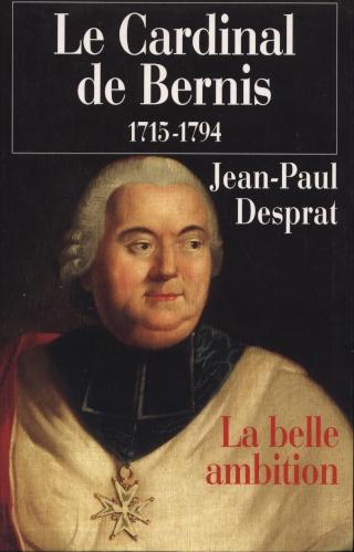 François Joachim de Pierre de Bernis, cardinal de Bernis 00529