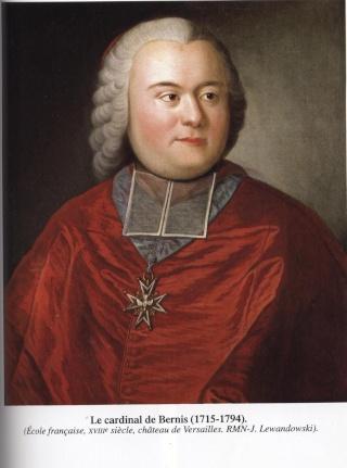 François Joachim de Pierre de Bernis, cardinal de Bernis 00622