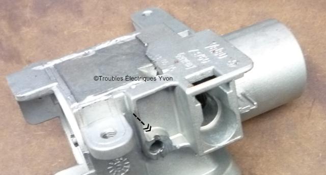Truc, cylindre mécanique de clé d'ignition Copie_11
