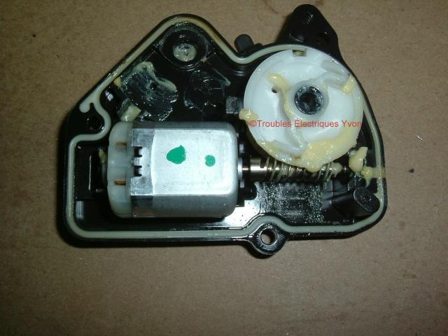 Mazda 5 2007 barure électrique, porte coulissante démonté Mazda_13