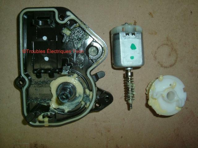 Mazda 5 2007 barure électrique, porte coulissante démonté Mazda_14