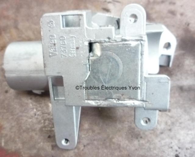 Truc, cylindre mécanique de clé d'ignition P1060528