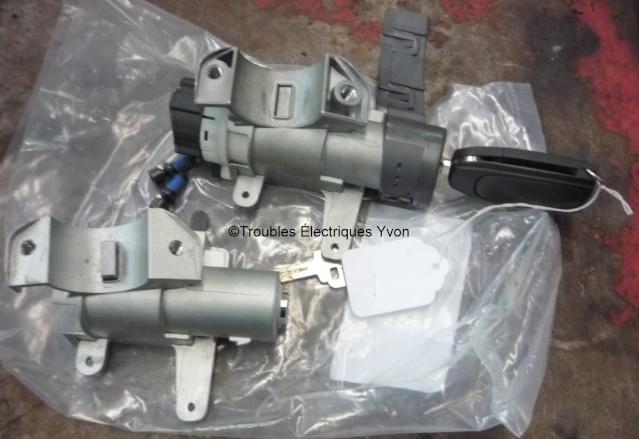 Truc, cylindre mécanique de clé d'ignition P1060529