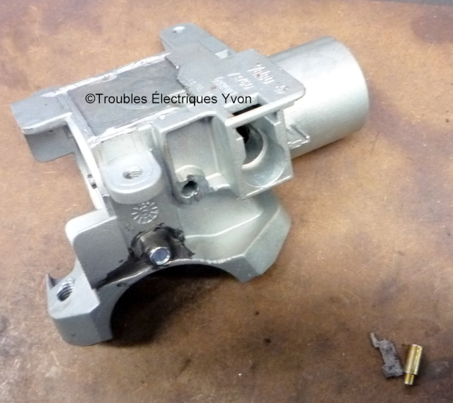 Truc, cylindre mécanique de clé d'ignition P1060624
