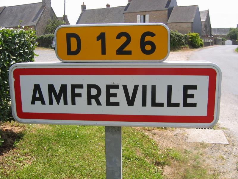 Monument WW2 - Amfreville ( France ) Img_6010