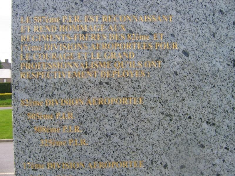 Monument WW2 - Amfreville ( France ) Img_6013