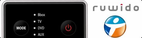 telecommande - Nouvelle télécommande Bbox Universelle: Bbox Control One 13557610
