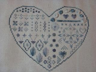 coeur de capucine Sn850110
