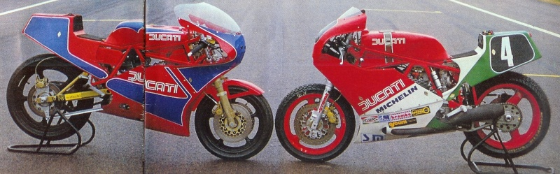 cadre ducati pantah Ducati11