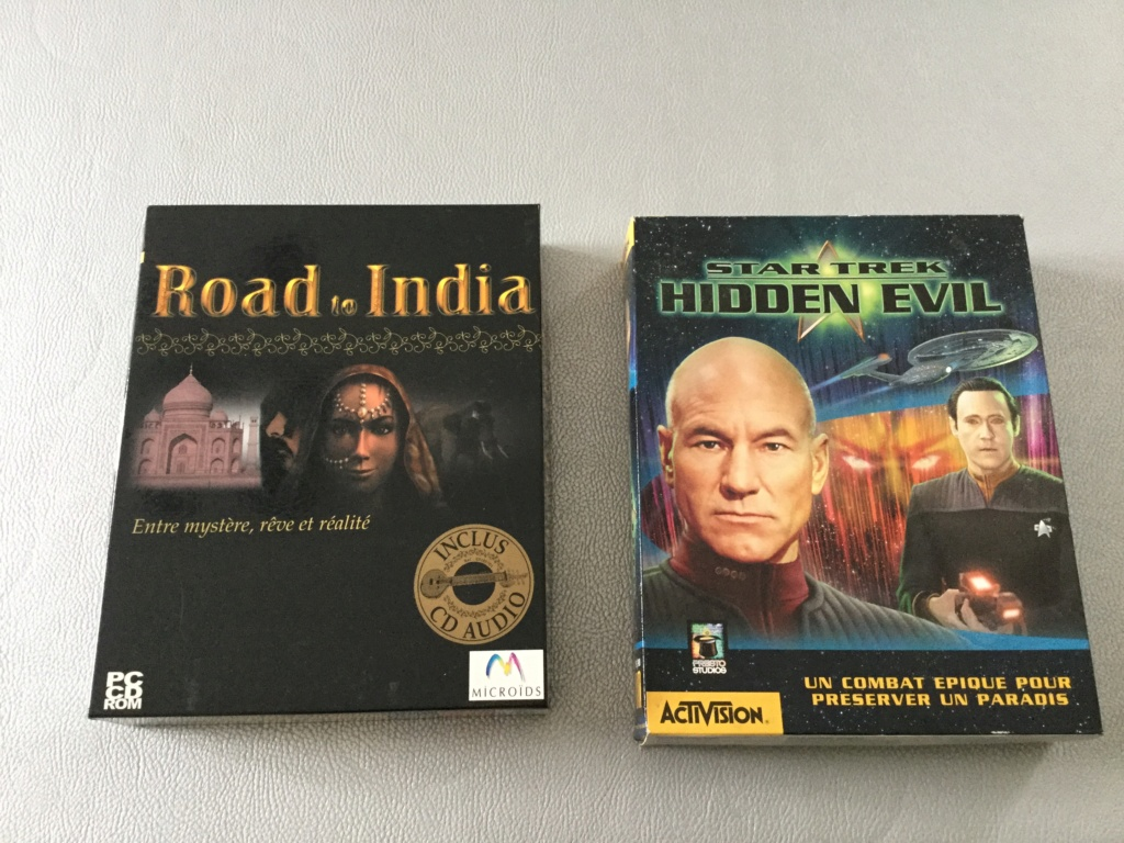 [EST] jeux PC road to India + star trek hidden evil  B6840410