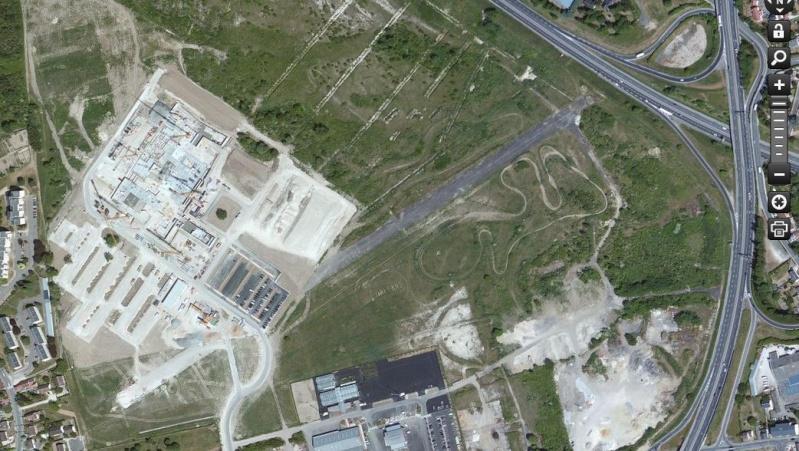 L' aérodrome d' Orléans - Saran Sans_t12