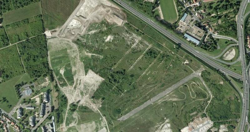 L' aérodrome d' Orléans - Saran Sans_t13