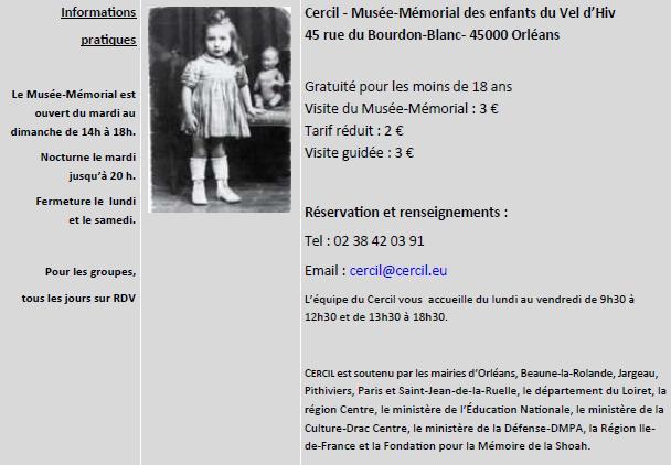Les rencontres et expositions du CERCIL pour le mois de Février 2013 Sans_t16