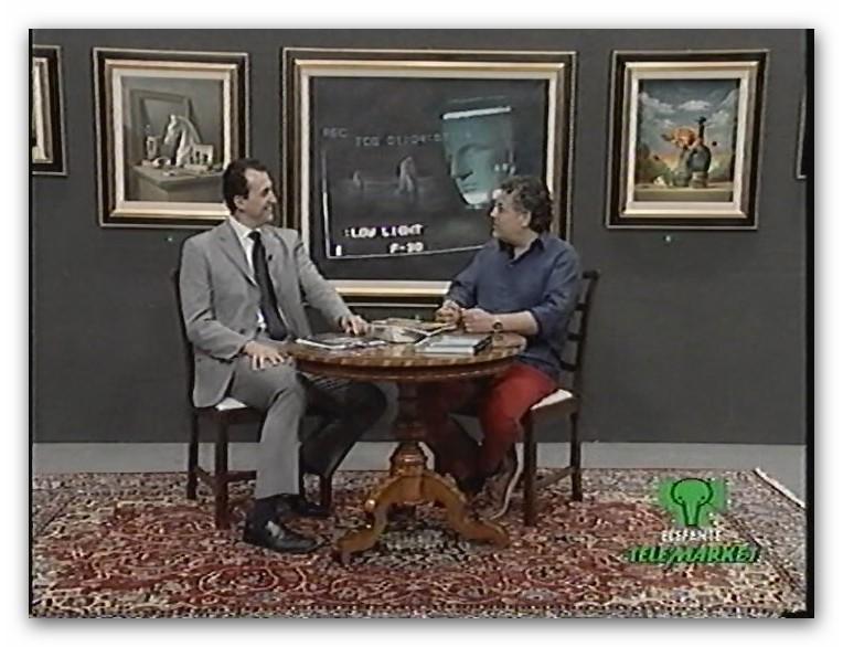 IMMAGINI AMARCORD IN TV  DELLE OPERE DEL MAESTRO Apc_2022