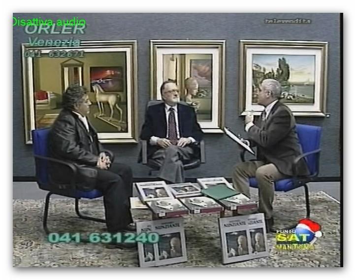 IMMAGINI AMARCORD IN TV  DELLE OPERE DEL MAESTRO Apc_2049