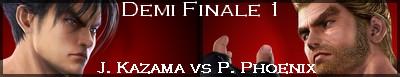 Jin Kazama vs Paul Phoenix ( Demi-Finale 1 ) 12253711