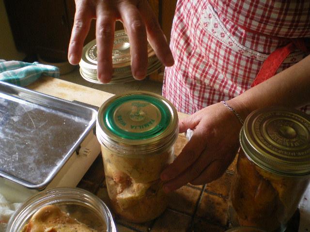 comment faire un foie gras en pot  ? reponse en images Imgp4315