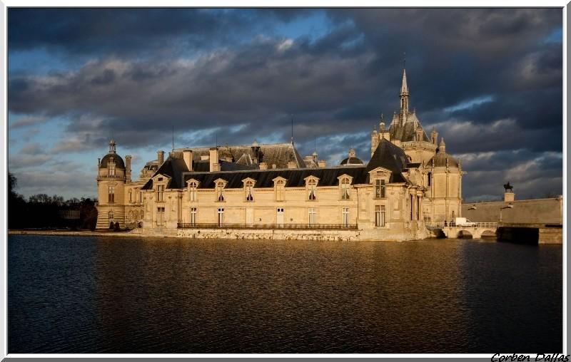 Château de Chantilly Img_6710