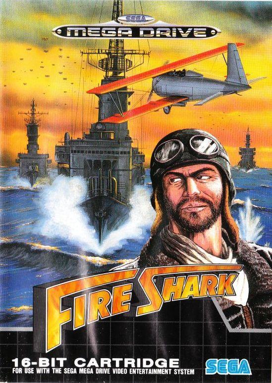 [Mega Drive] Fire Shark Firesh10